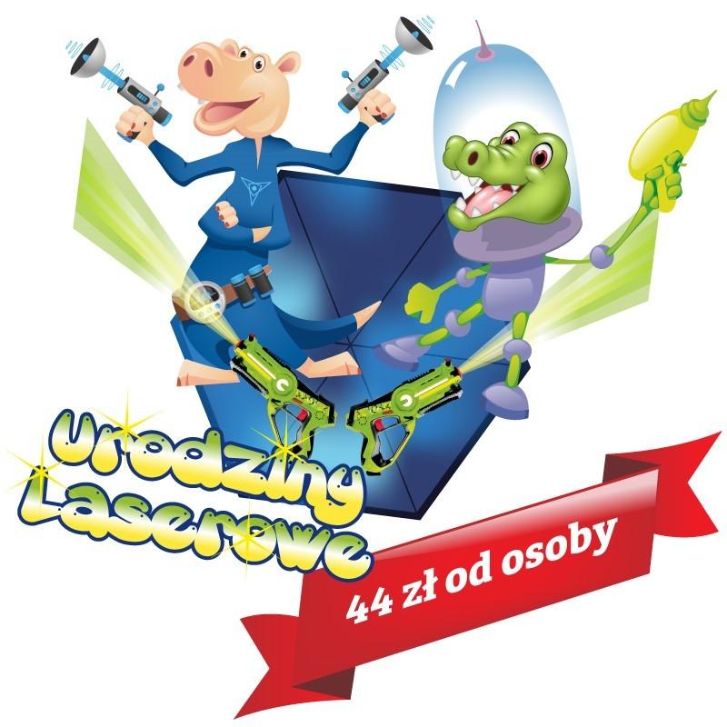 sala zabaw Zoolandia - laserowe urodziny dla dzieci