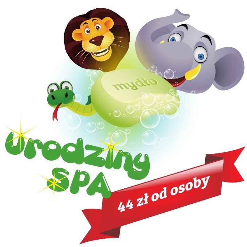 sala zabaw Zoolandia - urodziny SPA dla dzieci
