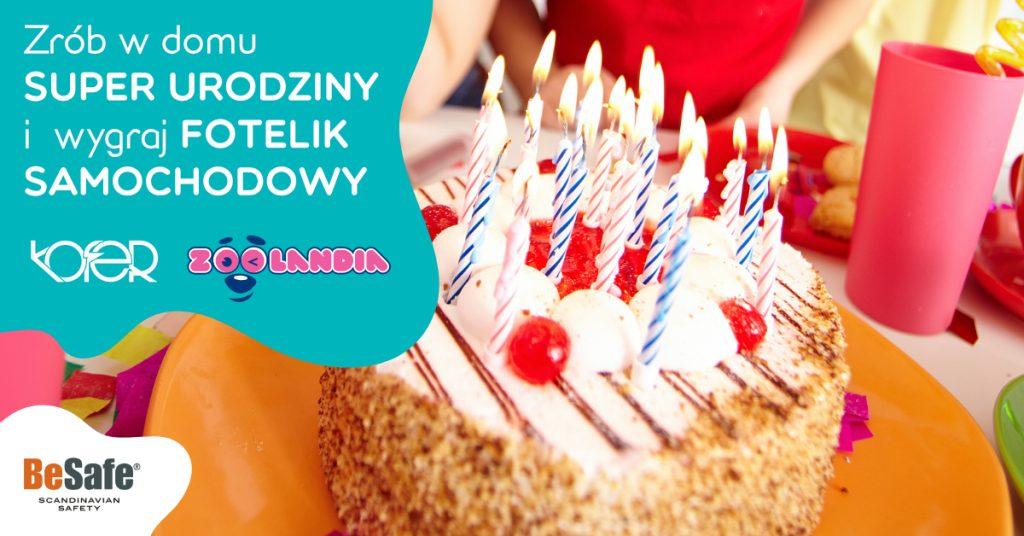 Najlepsze urodziny online